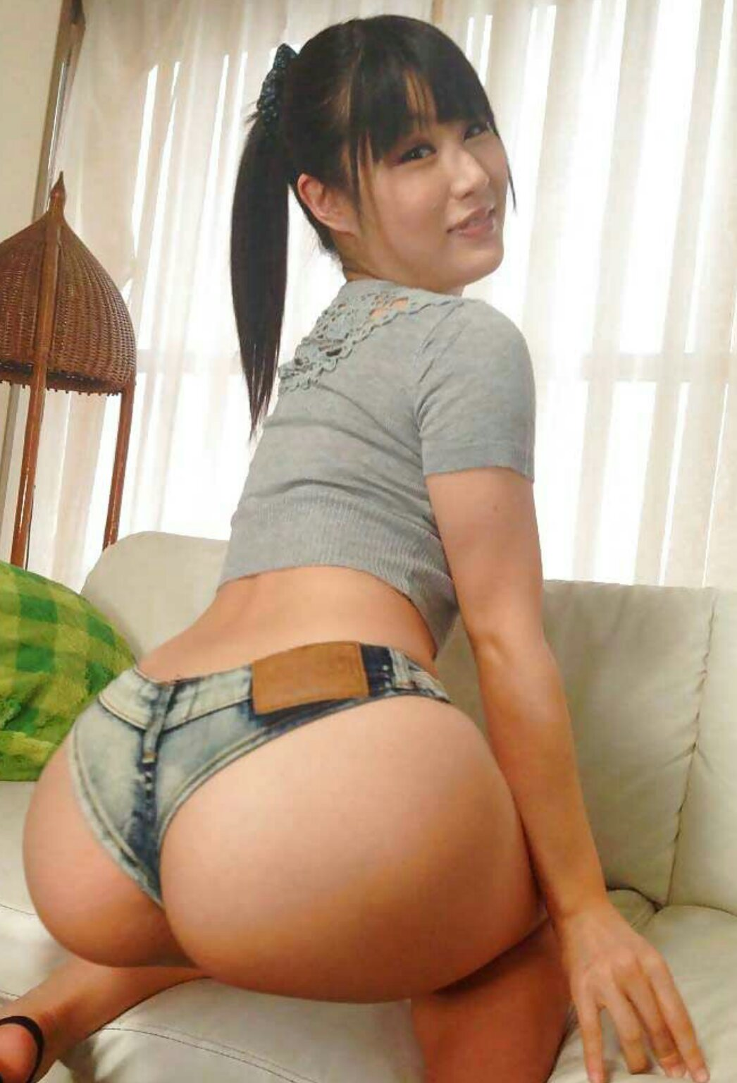 Japanese granny porn video