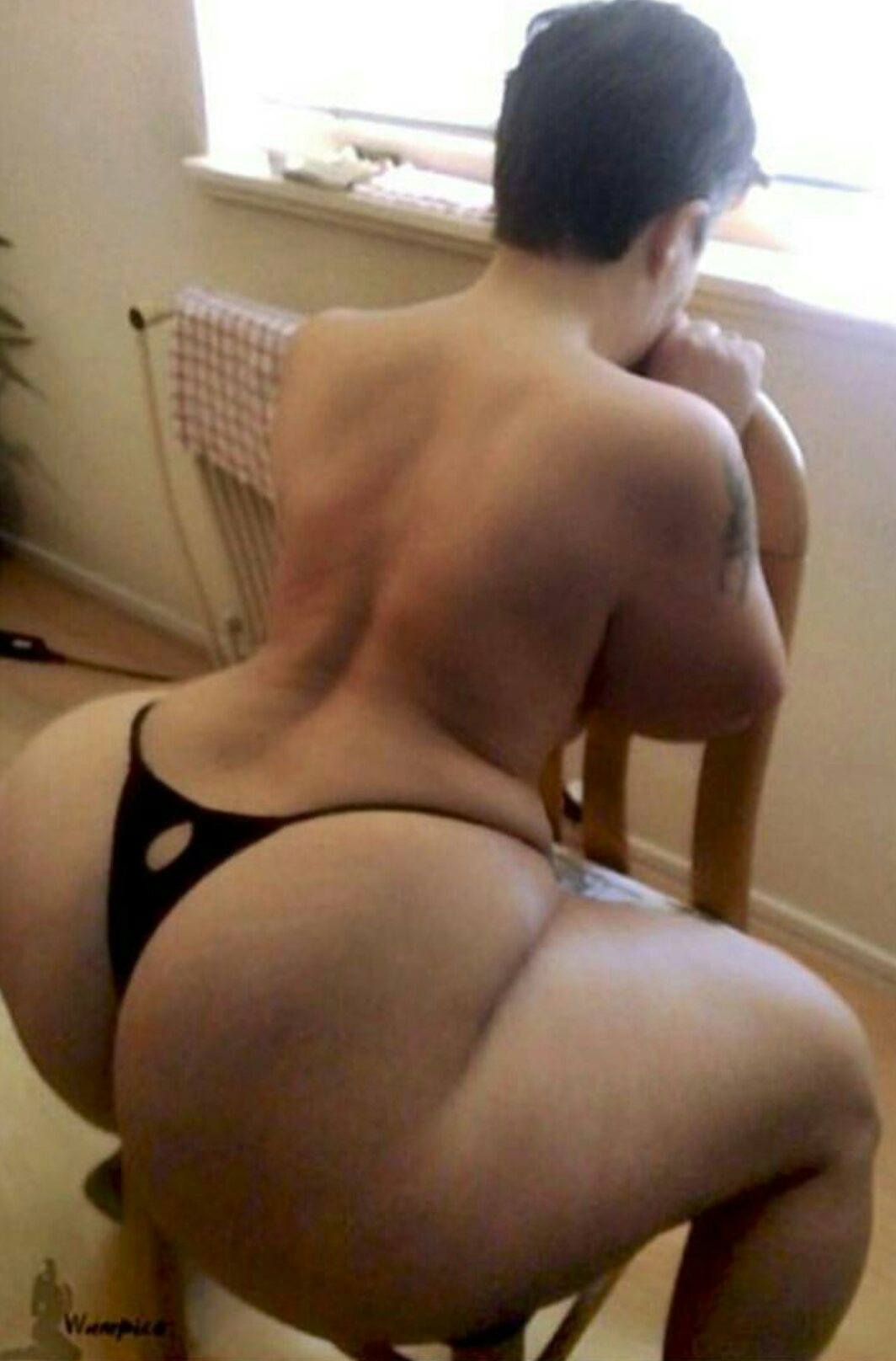 fat ass n tits